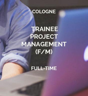 Trainee PM Cologne