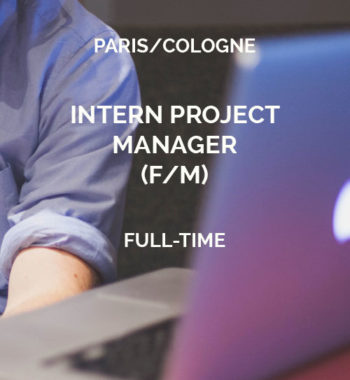 Francophone Intern Project Manager