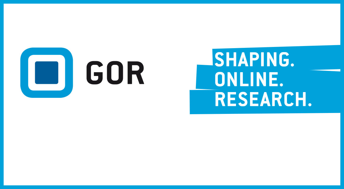 GOR 2017: Online Research at its best