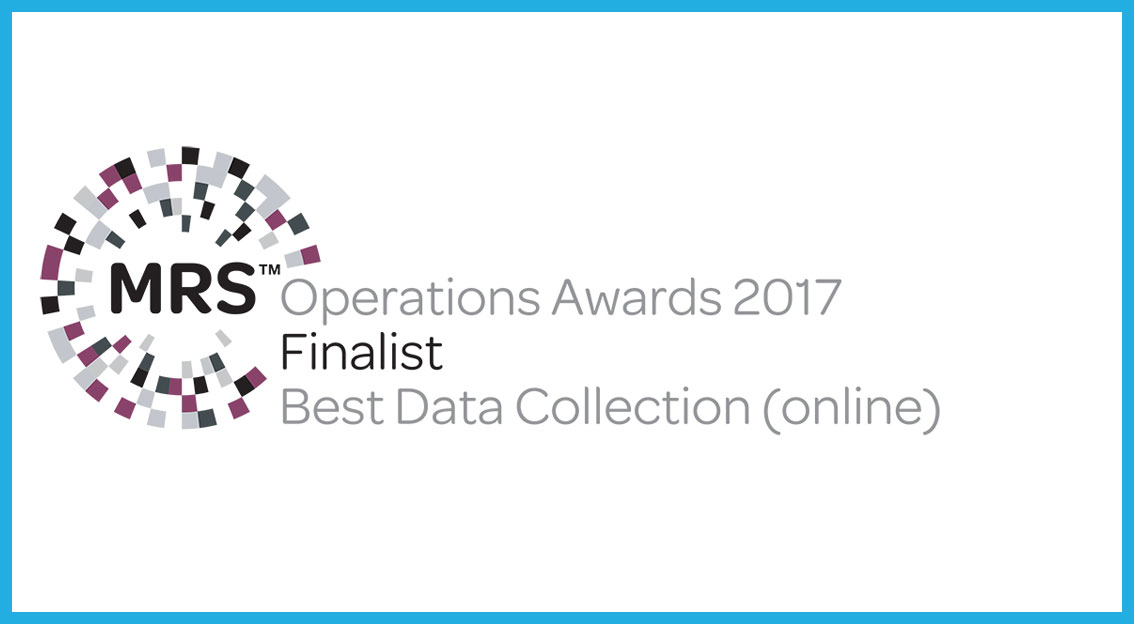 respondi shortlisted for the MRS Operations Awards 2017