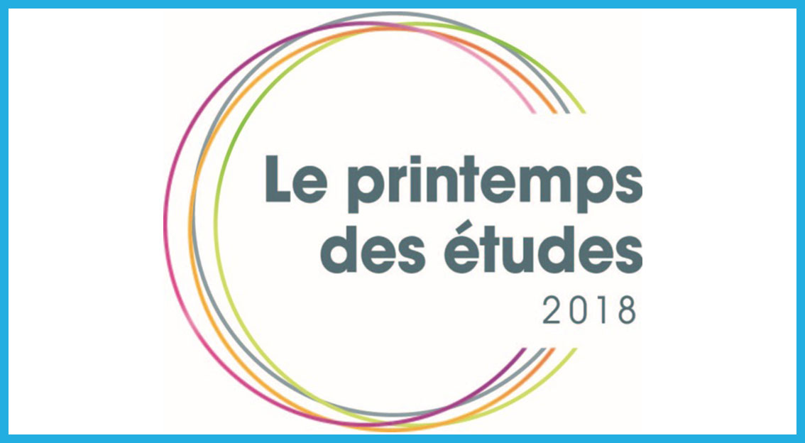 respondi as exhibitor at the Printemps des Études 2018