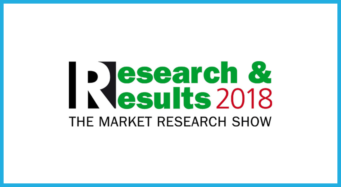 Not long now – respondi at the 2018 Research & Results