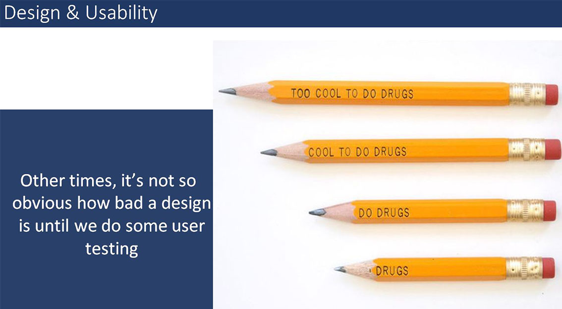 Improving Web Surveys through Visual Design and Usability – visiting the Gesis Summer School