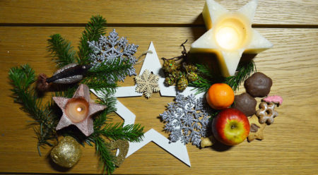 Merry Christmas and a Happy New Year filled with delicious recipes!