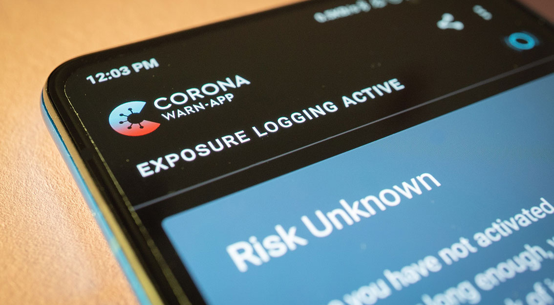 Who is using the Corona-Warn-App* in Germany?
