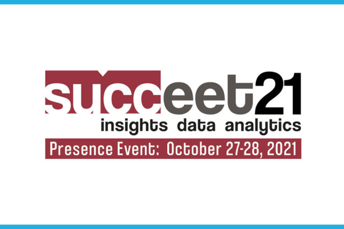 succeet21 – The industry is finally meeting again in Munich!