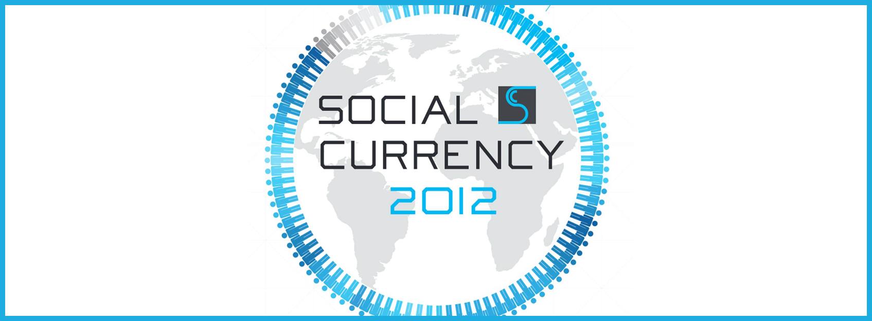 respondi sponsor de l'étude Social Currency 2012