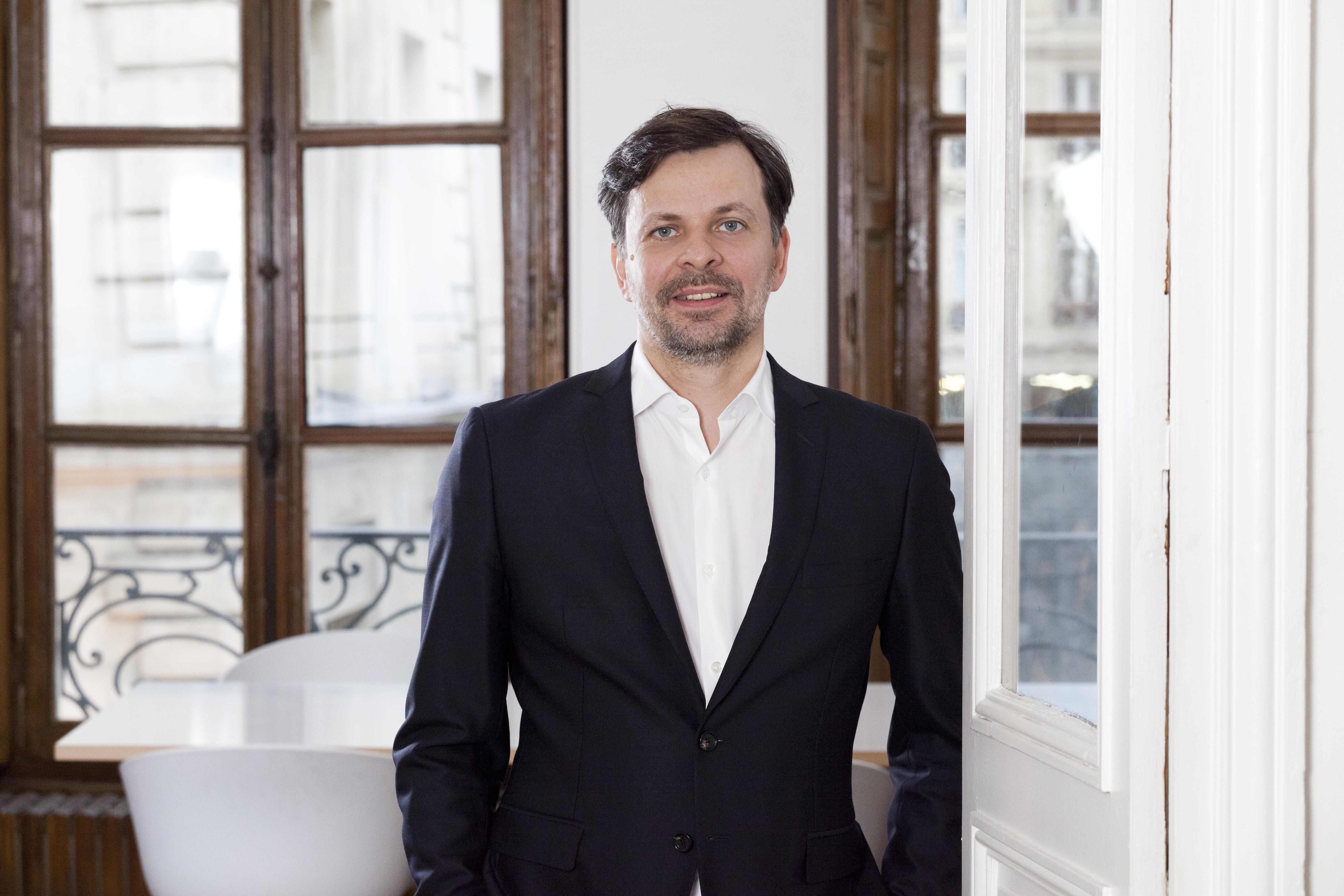 Notre CEO Otto Hellwig Président du conseil d'administration de la DGOF