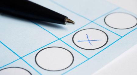 L'électeur ignoré : le votant blanc et nul
