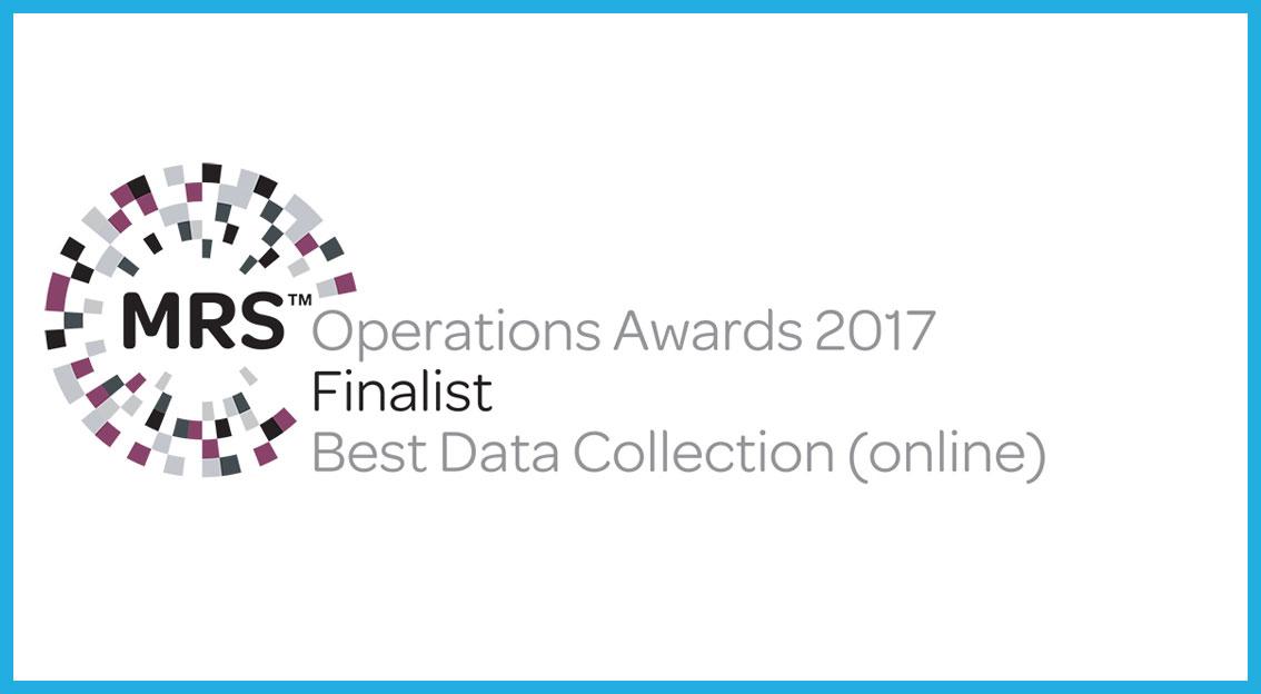 MRS Operations Awards 2017 : respondi parmi les finalistes