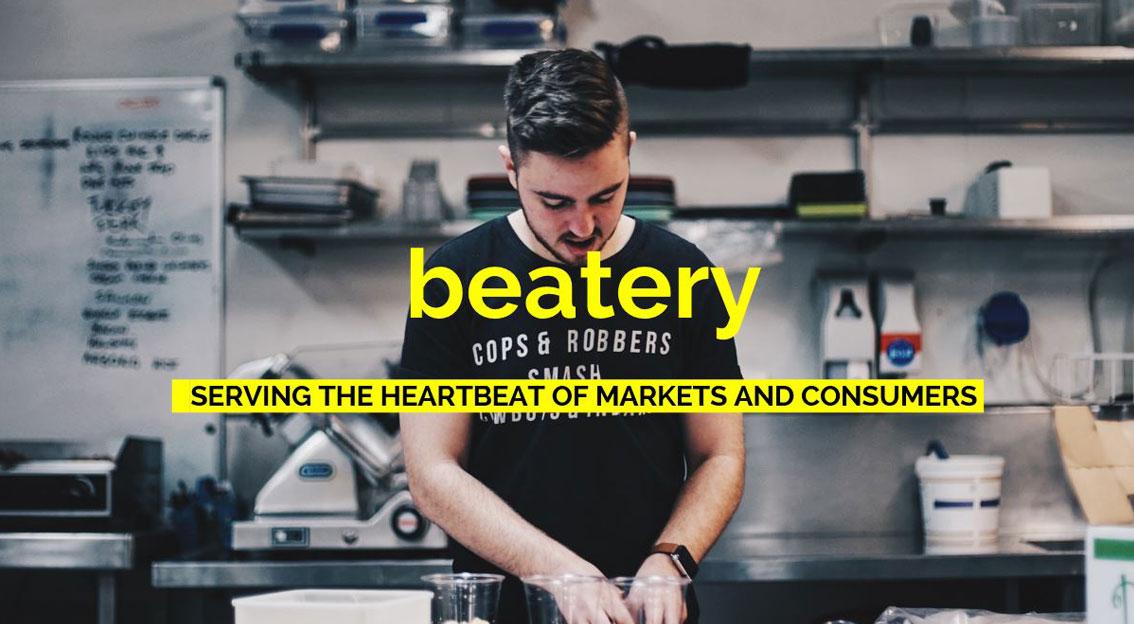 #recodemarketresearch – respondi lance beatery, son nouveau produit