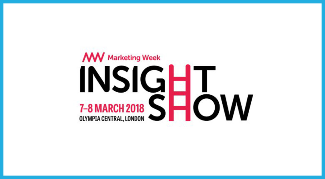 respondi exposant à l'Insight Show 2018 à Londres