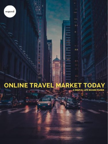 Online Travel Market Today Cover
