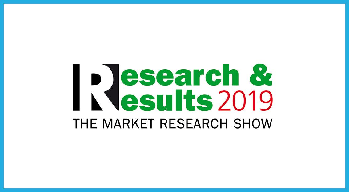 Le compte à rebours a commencé – respondi au salon Research & Results 2019