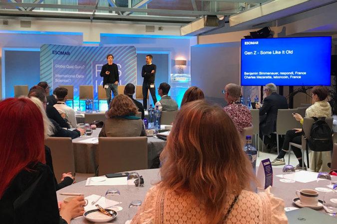 ESOMAR Fusion 2019 à Madrid – un bilan personnel