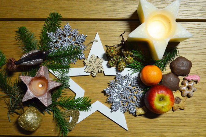 Joyeux Noël, bonne année et… bon appétit!