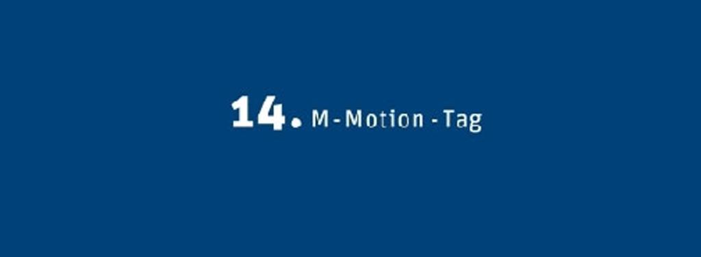 respondi auf dem M-Motion-Tag