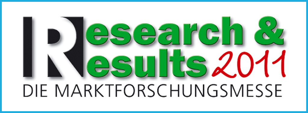 Research&Results 2011: Internationales Publikum & gute Stimmung