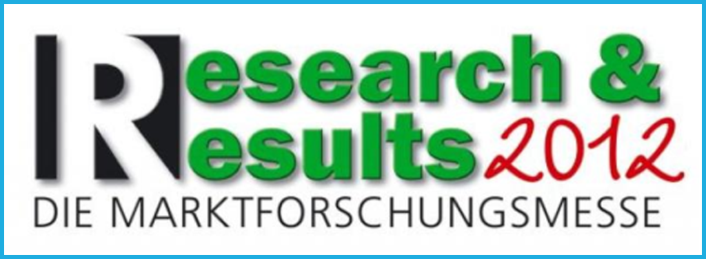 respondi auf der Research & Results 2012