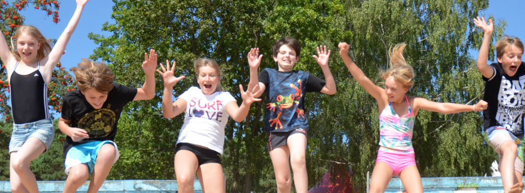 respondi Panelisten ermöglichen Kindern Ferienlager