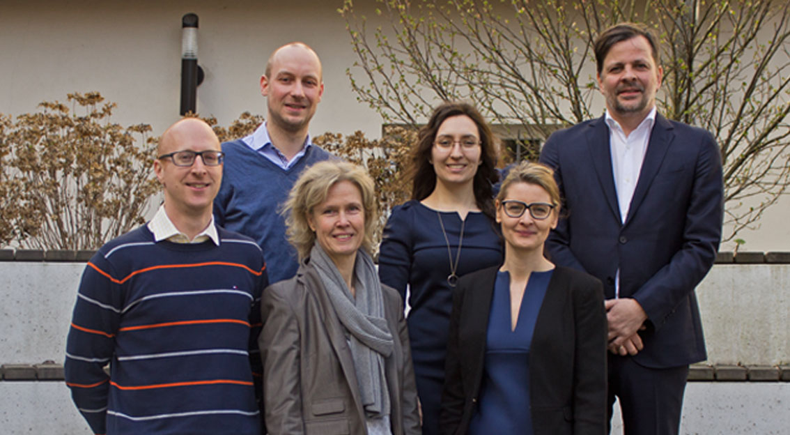 Unser CEO Dr. Otto Hellwig als Vorstand der DGOF bestätigt