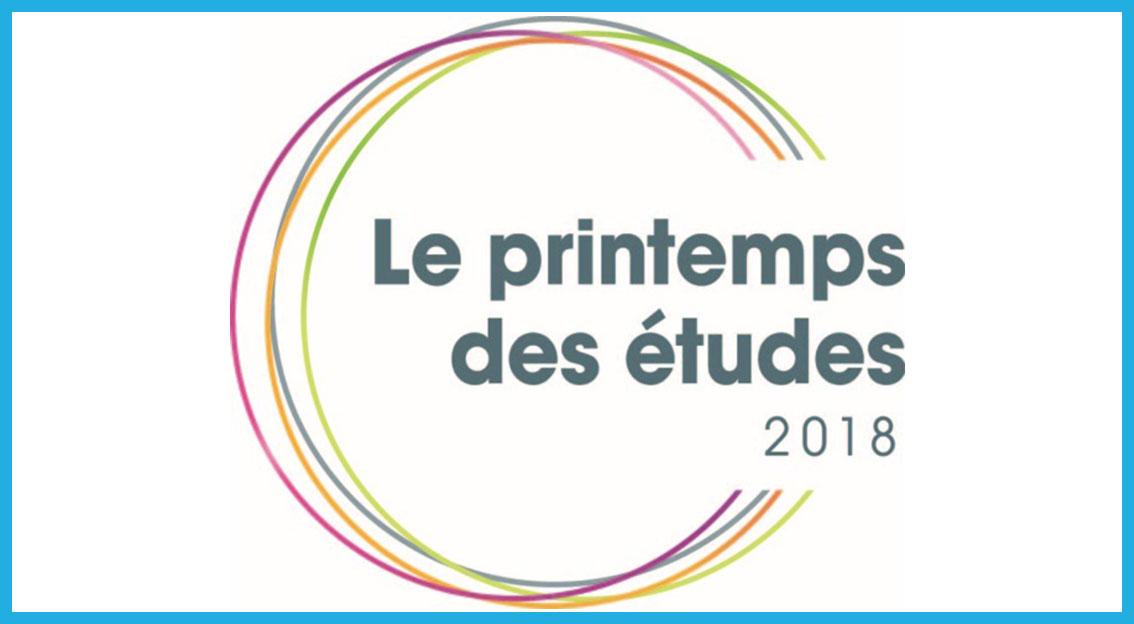 respondi als Aussteller auf der Printemps des Études 2018