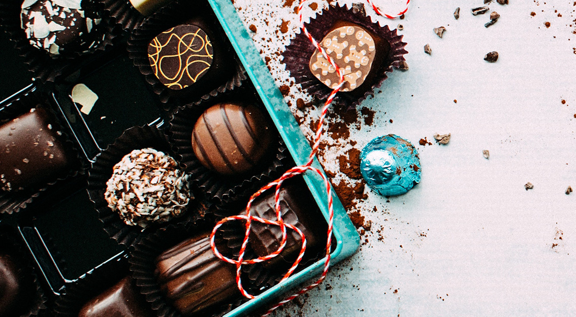 Die beliebtesten Schokoladen an Weihnachten