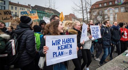 Fridays for Future – Die Jugend und die Klimakrise